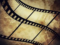 Film frame. Vintage background with film frame Royalty Free Stock Images
