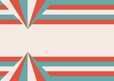 Vintage background geometry design Royalty Free Stock Photography