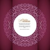 Vintage background, greeting card, invitation with Royalty Free Stock Photo