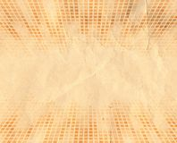 Vintage background from grunge paper. Retro pattern Stock Photography