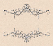 Vintage background in grunge style.  Royalty Free Stock Image
