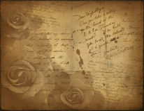 Vintage background image Royalty Free Stock Photo