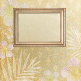 Vintage background  for invitation Royalty Free Stock Photo