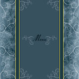 Vintage background for invitation, menu, cover Royalty Free Stock Images