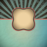 Vintage background with lines  background Royalty Free Stock Image