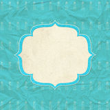 Vintage background in nautical style Royalty Free Stock Image