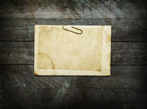 Vintage background with old paper sheet Stock Images