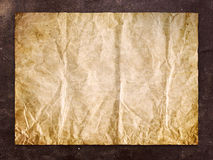 Vintage background with old paper sheet Stock Photos