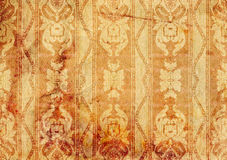 Vintage background - old wallpape Royalty Free Stock Photography