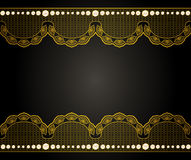 Vintage background with ornaments Stock Photos