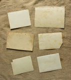 Vintage background with paper Stock Images