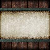 Vintage background. Paper and boards. Stock Photo