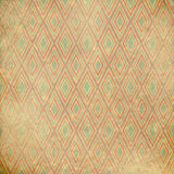 Vintage background with pattern Royalty Free Stock Photography