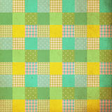 Vintage background, pattern, patchwork style, retro Stock Photos