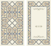 Vintage background with place for text.  Royalty Free Stock Images
