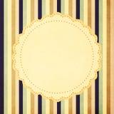 Vintage background, polka dot style Royalty Free Stock Photography