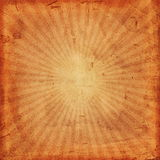 Vintage background with rays Royalty Free Stock Images