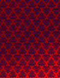 Vintage background red. Vintage pattern background, created in Photoshop CS 3, this is my work, i have initial file whis  layers Stock Image