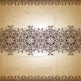 Vintage background. Retro greeting card, Stock Images