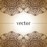 Vintage background. Retro greeting card, Royalty Free Stock Images