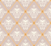 Vintage background. Royal ornament. Royalty Free Stock Photography
