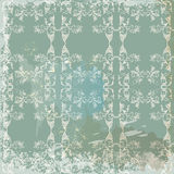 vintage background  in scrapbook style Stock Photos