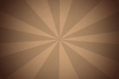 Vintage background with sepia rays Stock Images