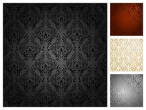 Vintage Background Set. Set of vintage backgrounds. vector illustration eps10 Stock Images