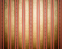 Vintage background with stripes Stock Photos