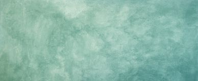 Vintage background texture. Old blue green marbled grunge textured design with faded distressed pattern