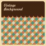 Vintage Background Texture Top Menu Stock Photos