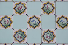 Vintage background tile Royalty Free Stock Photos