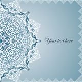 Vintage Background Traditional Ottoman motifs. Royalty Free Stock Photos