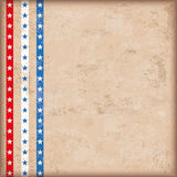 Vintage Background US Flag Stripes Royalty Free Stock Photography