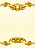 Vintage background white vertical Stock Photos