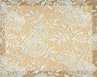 Vintage Background With Lace. Royalty Free Stock Images