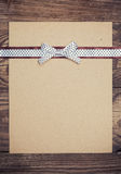 Vintage background with wood Royalty Free Stock Photo