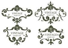 Vintage backgrounds stock illustration