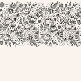 Vintage backgroung in vector. Royalty Free Stock Image