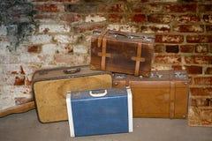 Vintage bag. Stock Images