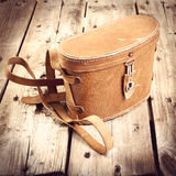 Vintage Bag Filtered Stock Image
