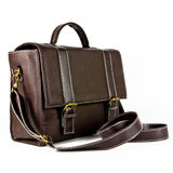 A vintage bag Royalty Free Stock Images
