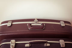 Vintage baggage Royalty Free Stock Image