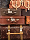 Vintage baggage Royalty Free Stock Images