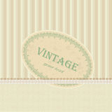 Vintage banner Royalty Free Stock Photo
