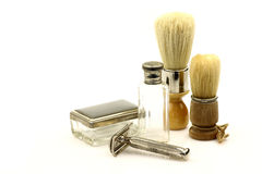 Vintage  barber tools Stock Photography