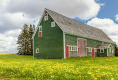 Vintage Barn Stock Photos
