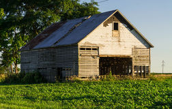 Vintage barn in the afternoon light. Stock Photography