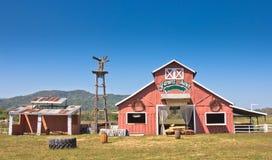 Vintage Barn Stock Photo