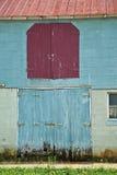 Vintage Barn Doors Stock Photos